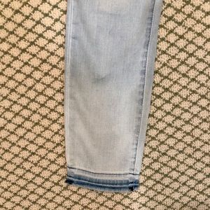 Articles Of Society Jeans - Articles of Society Washed Skinny  Leg Jeans